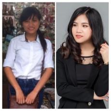 Từ cô gái nghèo người dân tộc Nùng trở thành CEO của một doanh nghiệp mỹ phẩm Nhật trị giá hàng triệu đô.